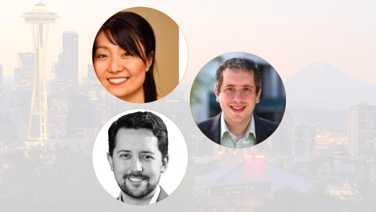 Zoe Hong, Dan Maycock, Vincent Yates
